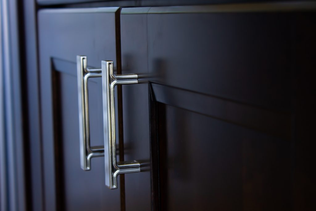 Espresso Artfcraft Cabinets